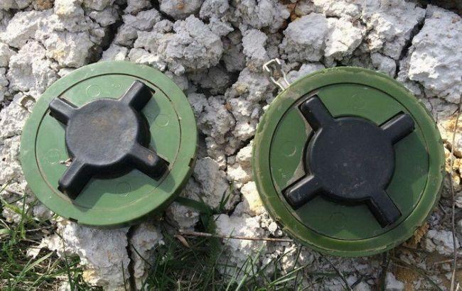 СБУ отыскала новые боеприпасы русского производства взоне АТО