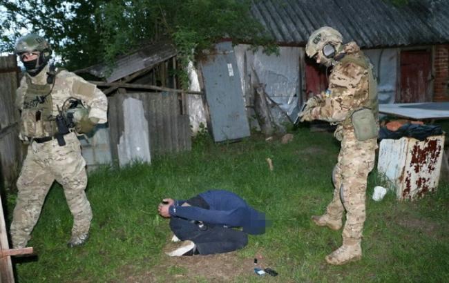 Фото: спецоперация СБУ (ssu.gov.ua)