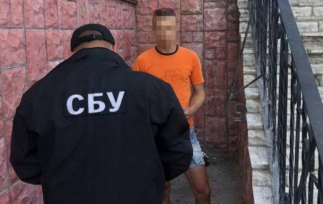 В Винницкой области СБУ блокировала продажу тяжелых наркотиков