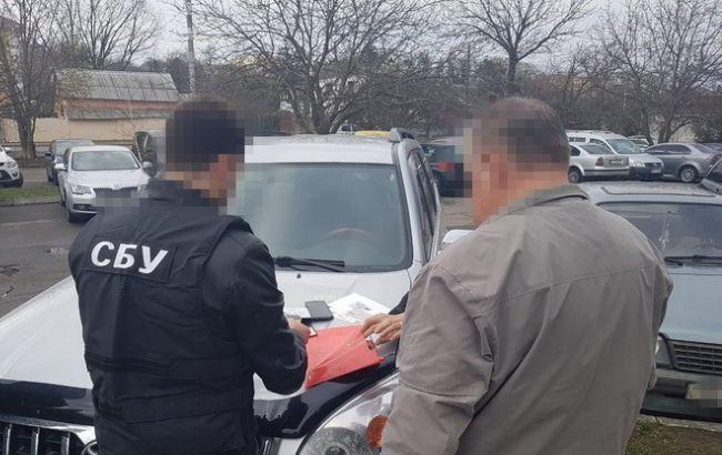У Вінниці затримали одного з організаторів схеми легалізації бойовиків