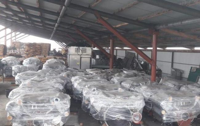 СБУ припинила незаконне вивезення з України танкових двигунів