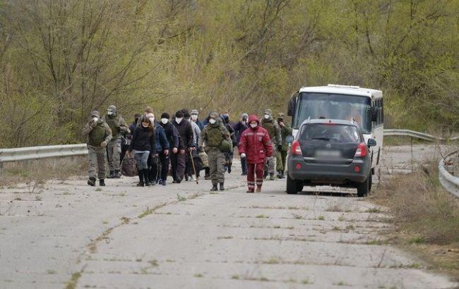 Обмін полоненими: Україна вперше повернула більше людей, ніж передала