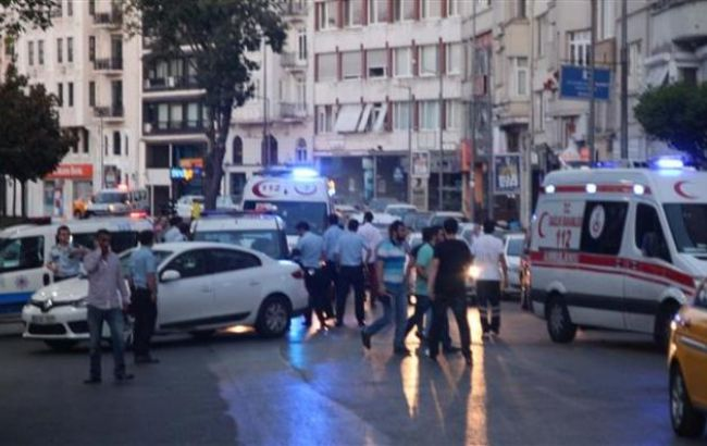 В Стамбуле снова стрельба, есть жертвы