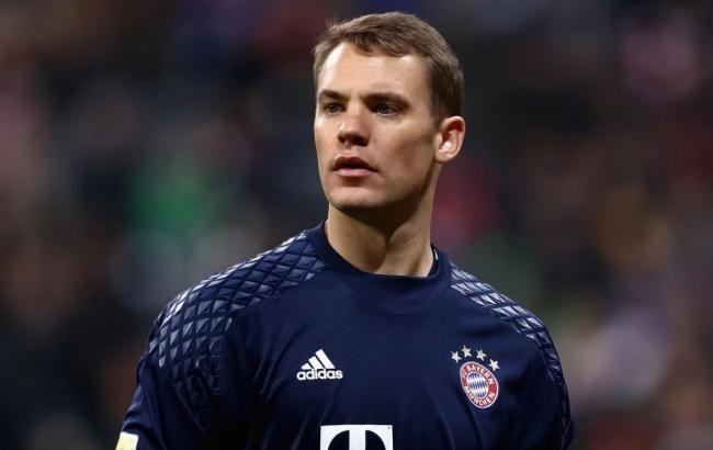 Вратарь сборной Германии Нойер установил уникальный рекорд