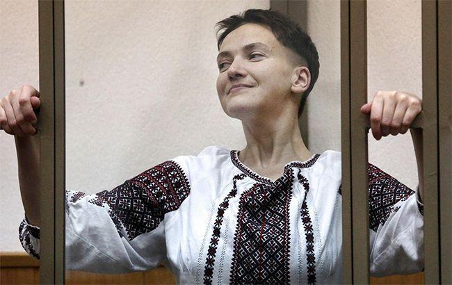 Фото: Савченко возвращается в Украину