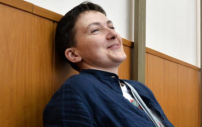 Савченко анонсувала велику прес-конференцію 27 травня о 12:00