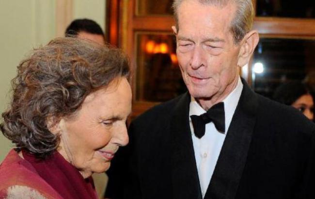 Фото: умерла королева Румынии