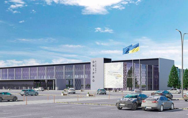 На терміналі в Дніпрі зупинилися роботи через зрив державою будівництва злітної смуги