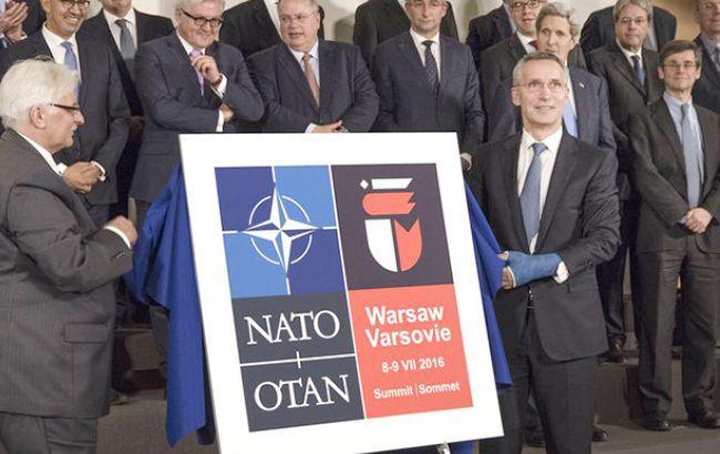 Фото: саміт НАТО у Варшаві