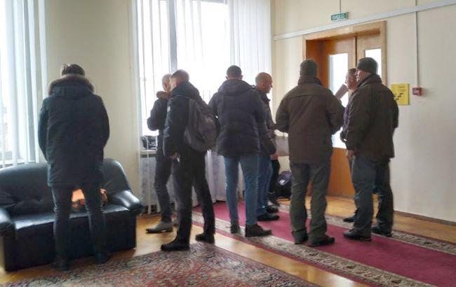 НАБУ проводит обыски у руководителей Полтавской ОГА