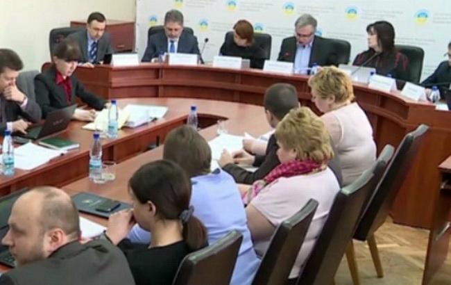 "Фото: заседание Нацсовета по вопросам телерадиовещания (""112 Украина"")"