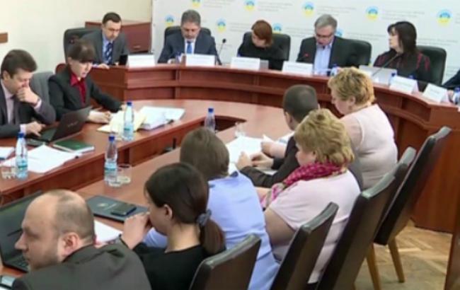 Фото: засідання Нацтелерадіо України (112.ua)
