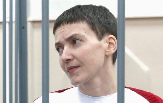 Суд переніс останнє слово Савченко на 9 березня, вона оголосила сухе голодування