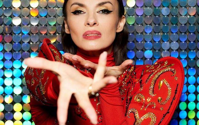 Чуттєва і зухвала: Надія Мейхер заінтригувала шанувальників своїм майбутнім партнером по танцях