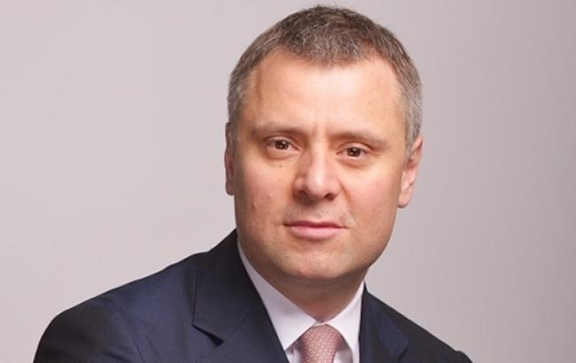 """""""Нафтогаз"""" не буде накладати стягнення на транзитний газ """"Газпрому"""", - Вітренко"""