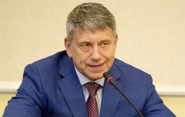 Фото: министр энергетики Игорь Насалик