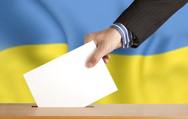 Результаты выборов в Раду по округам