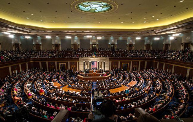 Палата представителей Конгресса США одобрила помощь Украине в 350 млн долларов
