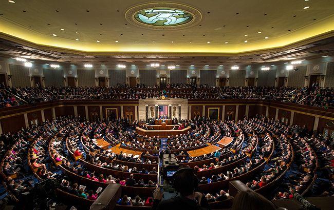 Фото: засідання Конгресу США (NASA/Bill Ingalls)