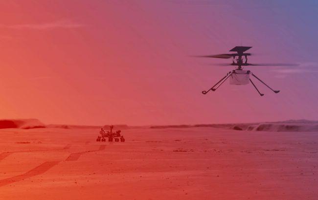 Історичний запуск вертольота на Марсі довелося відкласти