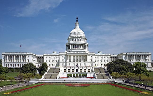 Фото: будівля Конгресу США (nasa.gov)