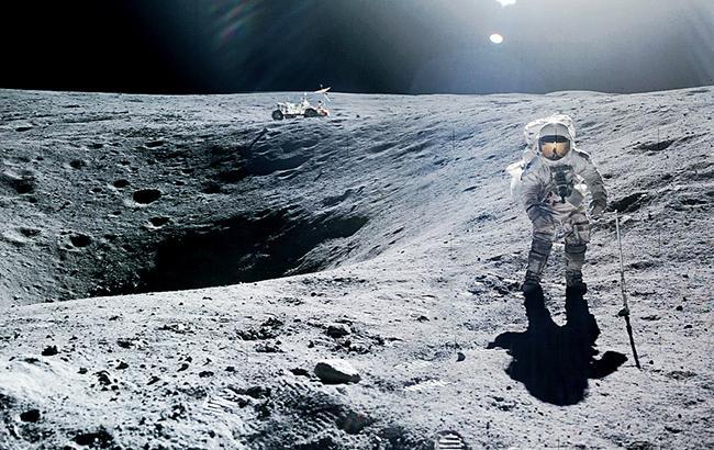 Фото: исследования Луны (NASA)