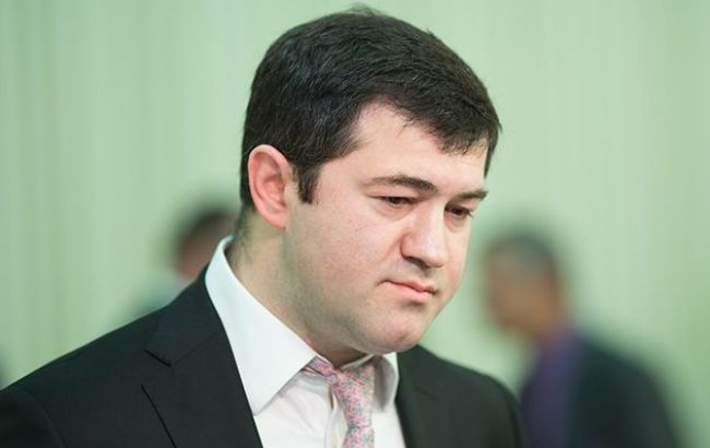 Киевский суд непустил Насирова налечение вАмерику