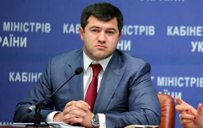 Фото: председатель Государственной фискальной службы Украины Роман Насиров (пресс-служба Кабмина)