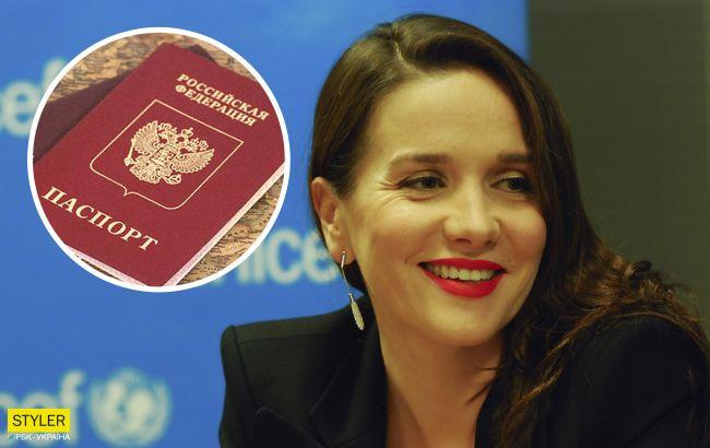 """Наталія Орейро вирішила стати громадянкою Росії і назвала це """"великою честю"""""""