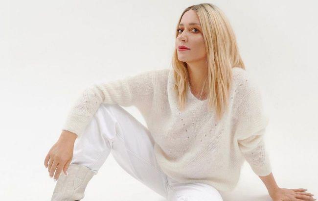 Довірте чоловікові: Наталя Могилевська в стильному платті показала, як проводить вихідні