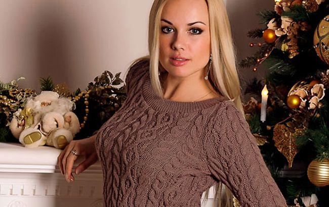 В язані сукні - жіночність в зимову холоднечу -  73dee0a22b9e4