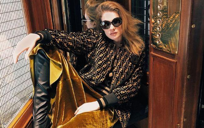 Срочно повторить: Наталья Водянова показала, как носить самую модную шубу зимы