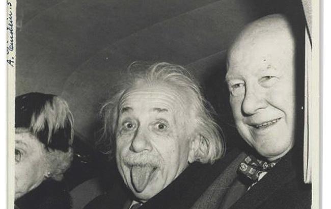 Фото: Знамените фото Ейнштейна (natedsanders.com)