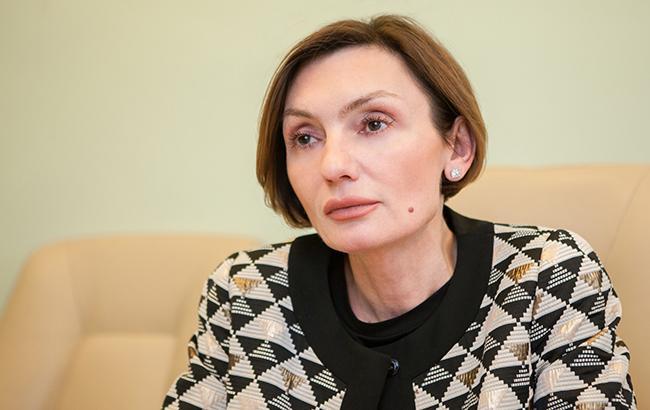 Суд відсторонив Рожкову від посади заступника голови НБУ