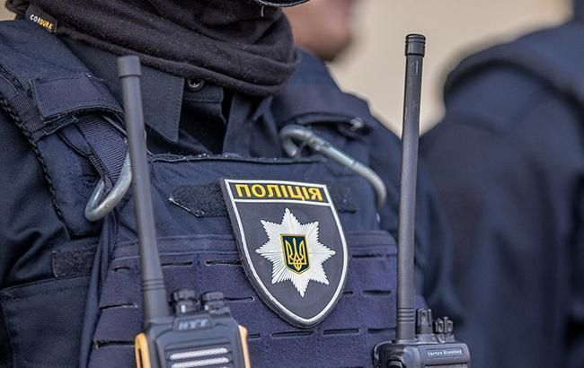 Полиция усиленно охраняет центр Киева