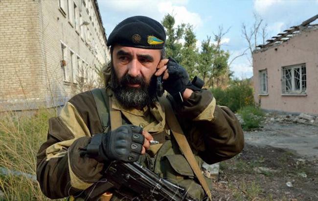Фото: Гиорги Саралидзе (nationalcorps.org)