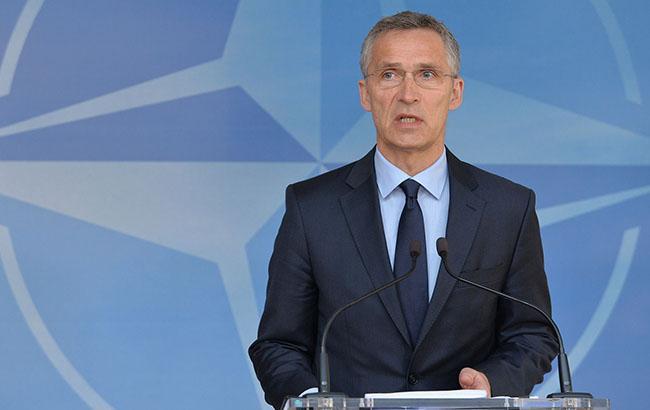 """НАТО не хоче нової """"холодної війни"""", - Столтенберг"""
