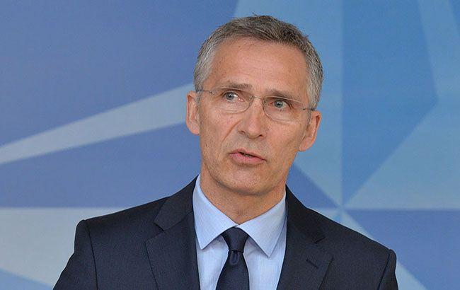 Столтенберг: крымский сценарий не должен повториться в странах НАТО