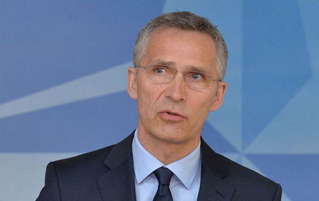 Фото: генеральный секретарь НАТО Йенс Столтенберг  (nato.int)