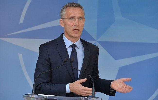 НАТО не буде втягуватися у нову гонитву озброєнь, - генсек