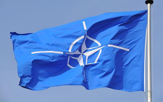 Фото: прапор НАТО (nato.int)