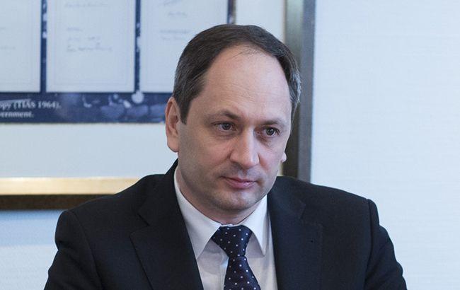 Ситуация в Армянске не угрожает жителям материковой Украины, - МинВОТ
