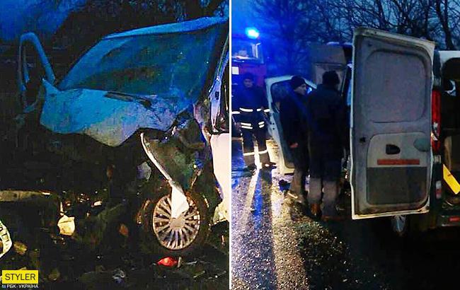 ДТП с младенцем: на Прикарпатье произошла ужасная авария