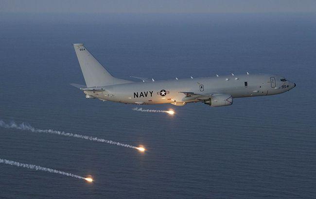 Фото: американский разведывательный самолет (NavAir)