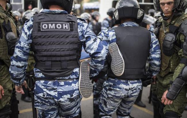 У Санкт-Петербурзі поліція заблокувала акцію протесту проти війни в Україні