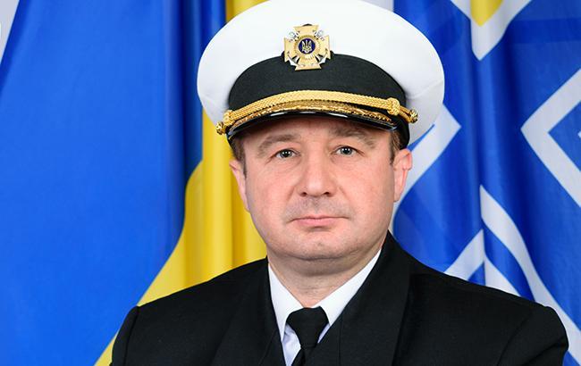 Гладкого відсторонили від посади начальника штабу ВМС України