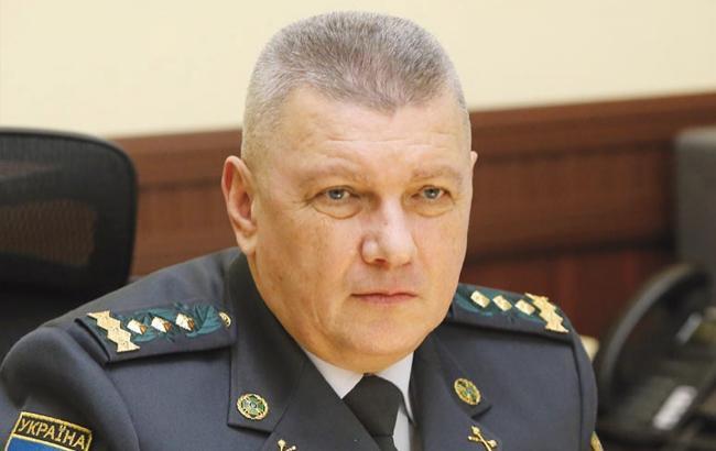 Назаренко подав у відставку з поста голови Держприкордонслужби