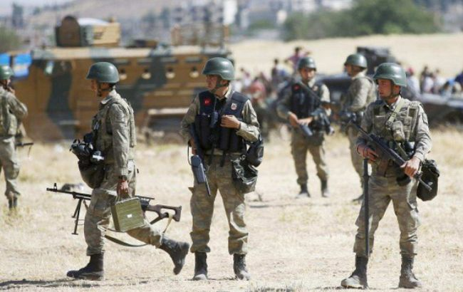 Фото: Туреччина заявила про вбивство 48 терористів ИГИЛ