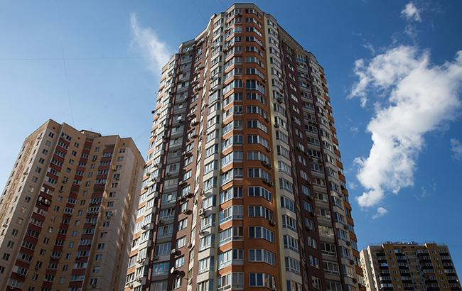 Фото: Высотный дом (РБК-Украина)