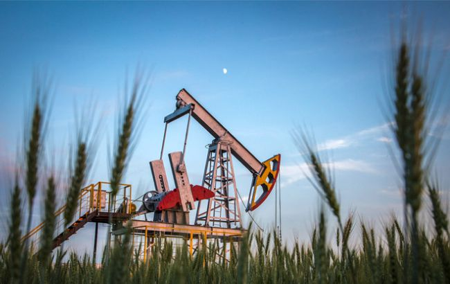 Фото: нефть Brent дешевеет